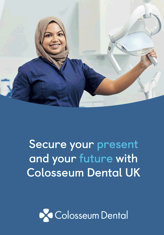 Colosseum Dental Booklet