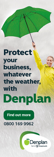 Denplan Side Banner